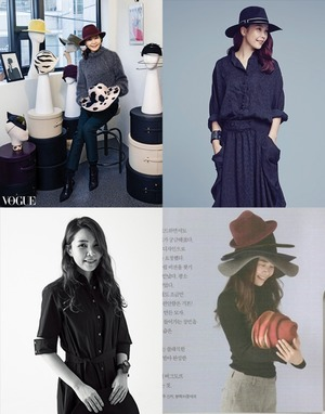 Vogue . Noblesse . W . Style H / 디자이너 인터뷰
